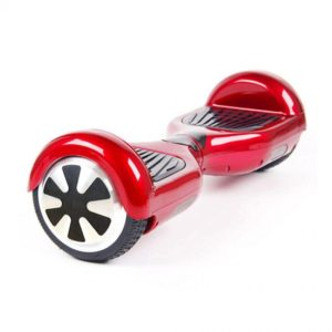 hoverboard rood