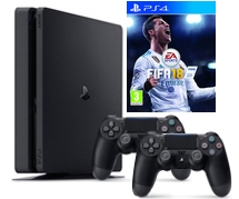 Playstation 4 met Fifa 18