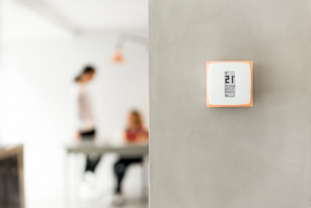 Netatmo Slimme Thermostaat