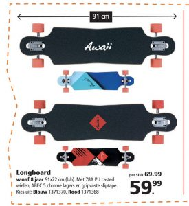 Longboard Intertoys